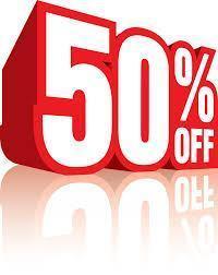 +++50% AKTION OKTOBER SPECIAL+++