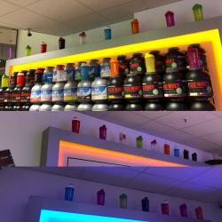 Trinkbecher in allen Farben