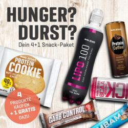 4+1 Snack Aktion bei Body Attack