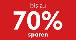 Lagerverkauf++ bis zu 70% RABATT