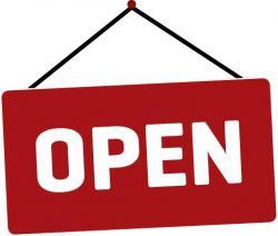 Neue Öffnungszeit für Samstag