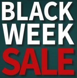 +++ BLACK WEEK +++
