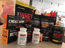 Für Deine beste Form - Große Auswahl an Muskelaufbauprodukten