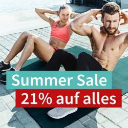 +++Summer Sale 21%*auf alles+++