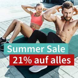 +++SUMMER SALE 21%* auf alles+++