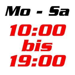 Öffnungszeiten ab 01.09.