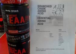 BCAA oder EAA?!?
