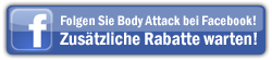 Jetzt Fan von Body Attack bei Facebook werden!