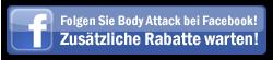 Jetzt Fan von Body Attack bei Facebook werden!