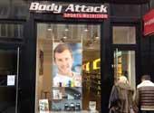Body Attack Premium Store Köln